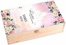Herz & Heim® Erinnerungsbox zur Hochzeit für