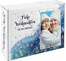 Herz & Heim® Moderner Foto-Adventskalender mit