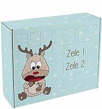 Herz & Heim® Rentier Adventskalender für Kinder