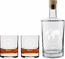 Herz & Heim® Rum Geschenkset bestehend aus einer