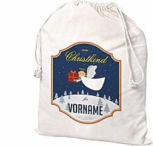 Herz & Heim® weihnachtlicher Geschenksack mit