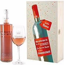 Herz & Heim® Weingeschenk zum Geburtstag für