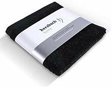 herzbach home Handtuch Premium Qualität aus 100%