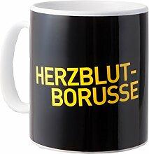 Herzblut-Borusse-Tasse one size