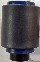 HETTICH - Türstopper - Puffer - Zylinder 40 Ø - Höhe 57 mm - Bodenmontage - Kunststoff - dunkelblau