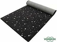 HEVO Bijou Stars - Der Vorwerk Teppich Läufer in