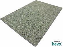 HEVO Heilbronn grün 002 Teppich | Kinderteppich |