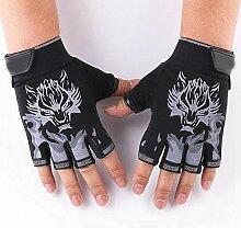 Hexiansheng Fitnesshandschuhe Sport Handschuhe