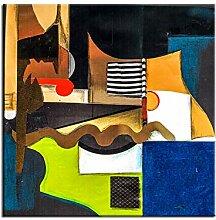 HEXOA Wanddekoration, modern, abstraktes Bild, 60