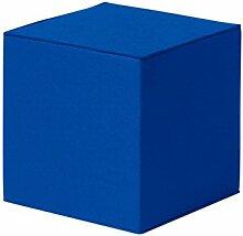 Hey-Sign Quart Sitzwürfel, blau 2mm Filz Größe 2 40x40cm