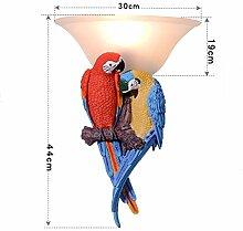 HEYUN& Amerikanische Papagei Vögel einzigen Kopf