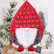 Hfbwjfhgdj Weihnachten Adventskalender Countdown