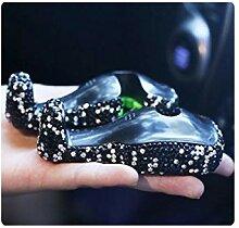 HFjingjing Praktisch Versteckte Diamant Autositz
