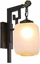 HFY-D Chinesische antike Wandlampe,