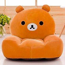 HFYAK s Cartoon Sofa, Polsterung Kinder Mini Sofa,