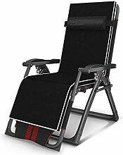 Hfyg Deckchairs Schwerelosigkeit Chaise Lounges