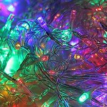 HG® 15m 400 LED Eisregen Lichterkette