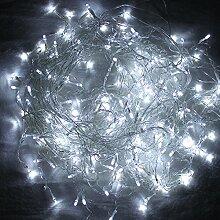 HG® 20m 600 LED Eisregen Lichternetz Wasserdicht