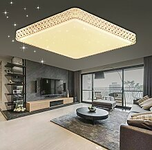 HG® 60W LED Deckenleuchte Wandlampe Warmweiß