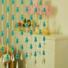 HG Gardine- American Modern Crystal Partition Bead