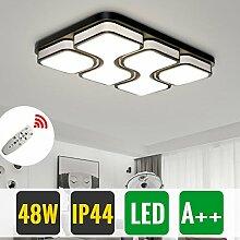 HG® LED Deckenleuchte 48W Esszimmer Geschäft