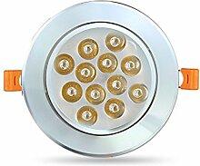 HG® LED Einbaustrahler 230V für den Wohnbereich