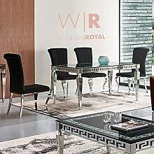 HG Royal Estates Rom Barock Designer Esstischstuhl