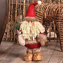 Hgbfl Weihnachtsschmuck Weihnachtsmann Rentier
