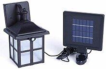 HGW retro outdoor solar outdoor wandleuchte