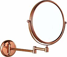 HHAOH Bad Makeup Spiegel für die Wand - 1x / 3X
