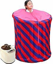 HHBO Aufblasbare Dampfsauna Box Home Khan Dampfsaal Sauna Familienzimmer Dampfmaschine Fumigation Machine