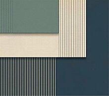 HHCYY Tapete Geometrische Wandbild Nordic Einfache