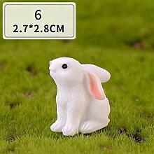 HHEHHE 1 Stücke 12 Stil Kaninchen Ostern