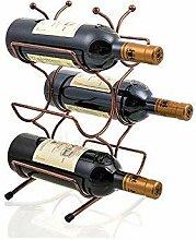 HhGold Europäische Weinregal Kreative Weinregal