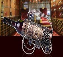 HhGold Europäisches Weinregal, Hausweinschrank,