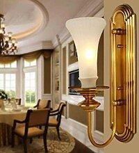 HhGold Villa von Kupfer Wandleuchte Lampe Lounge