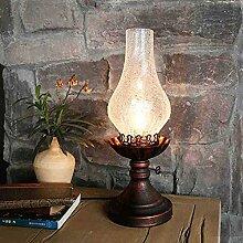 HHORD Continental Retro Tischlampe/Vintage