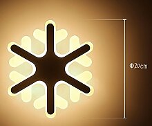 HHORD Moderne Einfache Kreative LED Wandlampe