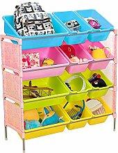 HHS Megan-NS Kinder-Spielzeug-Speicher-Einheit