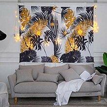 hhyyoo Werfende Dekoration des Tropischen
