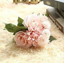 HHZDH Gefälschte Blume Der Künstlichen Blume des