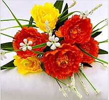 HHZDH Rosen-Lavendel Sun-Blumen-Tee-Hyazinthe