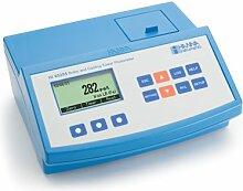 hi83205–02–Photometer-Werkbank multiparametro Serie 2008Für Heizkessel und Kühlsysteme (24Parameter) mit Display Grafikkarte, komplett Zubehör