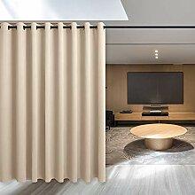 Hiasan Raumteiler-Vorhang mit Privatsphäre,
