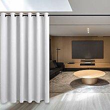 Hiasan Raumteiler-Vorhang, wärmeisoliert,