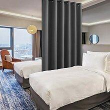 Hiasan Sichtschutz Raumteiler Vorhang -