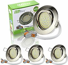 HiBay® Ultra Flach LED Einbaustrahler - Tolles