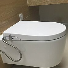 Hibbent Bidet, WC-sitz mit Absenkautomatik