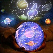 Hibote Sternenlicht LED Sternenhimmel-Projektor