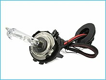 Hid Xenon Lampe H7 6000K VW Golf 6 VI 7 VII Integrierter Sockel Adapter Xenon